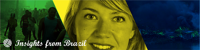 TIE Insights from Brazil, by Melissa Parsey