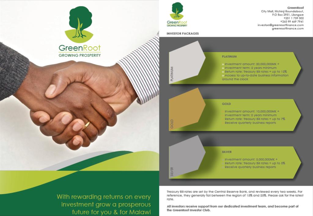 Investors booklet