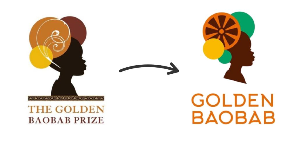 logo change golden baobab