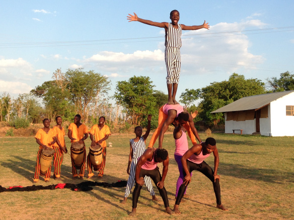 Social change comes in many different forms. This NGO transforms the lives of street children by teaching them about performing arts